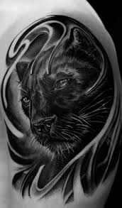 100 panther tattoos that will have you clawing at the doors of the