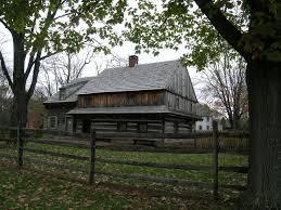 log house morgan log house settled 1708