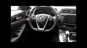 nissan maxima york pa all new 2016 nissan maxima first inside look youtube