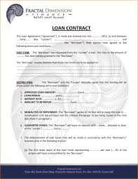 example loan agreement contract south africa loan agreement