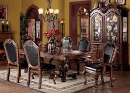 chateau de ville dining table by acme