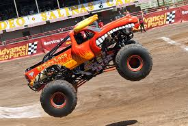 monster truck jam phoenix el toro loco monster truck by brandon lee cars and autos