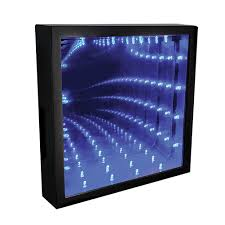 Man Cave Led Lighting by Infinity Mirror Ebay