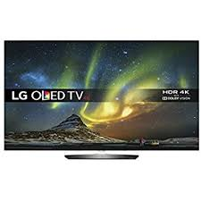 black friday oled tv lg oled55b6v 55 inch 4k ultra hd oled flat smart tv webos 2016