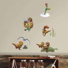 roommates rmk3008scs good dinosaur peel and stick wall decals 32