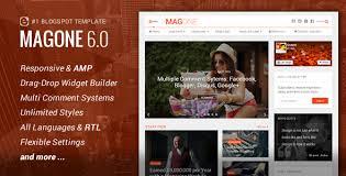 magone v6 1 2 u2013 responsive news u0026 magazine blogger template free