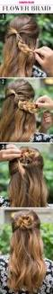 easy back to hairstyles cute quick and easy braids for 15 super easy hairstyles for lazy girls who can u0027t even flower