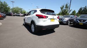 nissan rogue sport 2017 price 2017 nissan rogue sport sv pearl white hw105092 kent