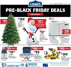 lowes pre black friday 2014 tool sale