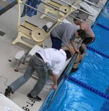 the ann arbor chronicle sunday swim raises als research funds