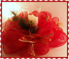 11 best christmas crafts images on pinterest deco mesh garland