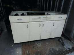 vintage metal kitchen cabinets old metal kitchen cabinets thelodge club