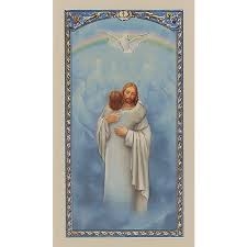safely home prayer card the catholic company