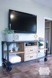 Metal Media Cabinet Best 25 Media Consoles Ideas On Pinterest Diy Tv Stand