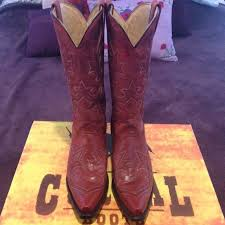 womens corral boots size 11 58 corral boots s desert goat leather