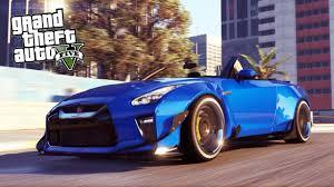 nissan gtr gta 5 xbox 360 2017 nissan gtr r35 convertible tuning test drive u0026 crash test