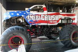 monster truck racing association monster trucks help put the u0027wild u0027 in wildwood