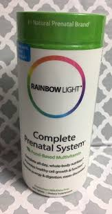 rainbow light complete prenatal system 360 count rainbow light complete prenatal system 360 tablets ebay
