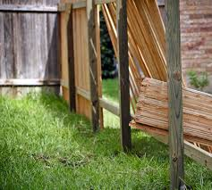 vinyl fence ornamental fence fence repair