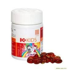 Minyak Ikan Tara Kid produk k link omega 3 untuk anak cerdas