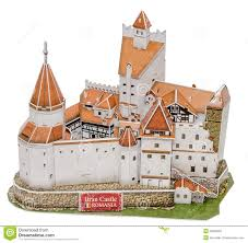 Vlad The Impaler Castle The Bran Castle From Transilvania Transylvania As The New 3d