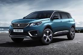peugeot used car event same name very different face new peugeot 5008 unveiled by car