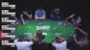 10 Person Poker Table Punta Cana Poker Classic Final Table 10 30 2017 Youtube