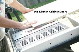 Kitchen Cabinet Door Suppliers Slide In Center Panel To Check For Fit Diy Kitchen Cabinet