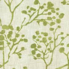 lime green u0026 beige branches u0026 leaves botanical patterned roller blinds
