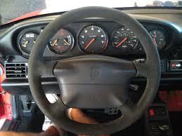 porsche suede alcantara 993 steering wheel page 2 rennlist porsche