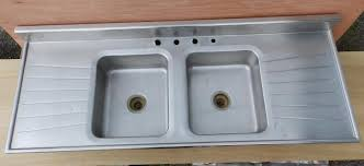 stainless sink with drainboard stainless steel drainboard sink sink ideas