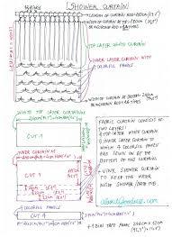 furniture standard curtain lengths for interior window decor