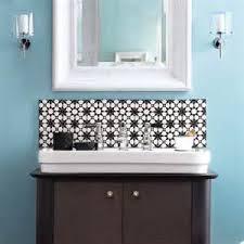bathroom sink backsplash ideas easy bathroom vanity backsplash tsc