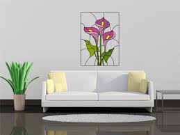 Stained Glass Window Decals Glass Decals For Windows Caurora Com Just All About Windows And Doors