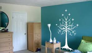 tree of gondor decal choose color and size my precious