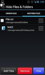 folder apk hide files folders apk for android