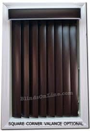 Vertical Wooden Blinds Faux Wood Vertical Blinds Vertical Blinds Blinds Online