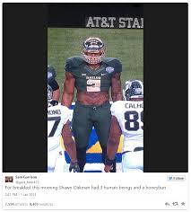 Shawn Meme - image 891998 shawn oakman tweets know your meme