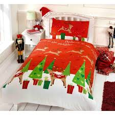 Christmas Duvet Cover Sets 16 Comfortable And Cozy Christmas Bedding Sets You Need Home