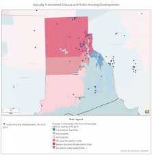 Rhode Island Map In Rhode Island A Model For Upending Health Inequity Community