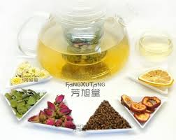 Lotus Flower Tea - 360g 30bags lemon combinations scented tea lotus leaf hawthorn
