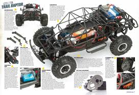Ford Raptor Nitro Truck - project traxxas trail raptor rc car action