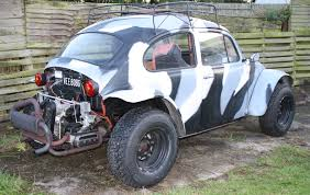 baja bug build bubba the baja bug