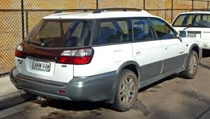 2003 subaru outback information and photos momentcar