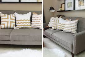decorative pillows for living room navy painted throw pillows home made by carmona