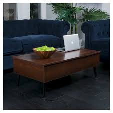 Coffee Lift Table Elliot Wood Lift Top Storage Coffee Table Christopher