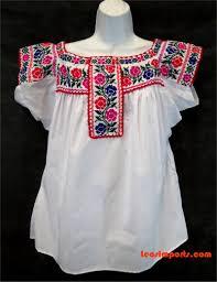mexican blouse chiapas