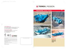 all powerscreen catalogues and technical brochures pdf catalogue
