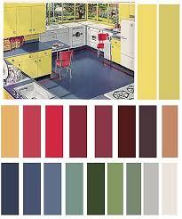 1950s color scheme 1940s 1950s color schemes design fun in the shop 1950 s color