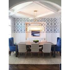 Dining Rooms With Wainscoting Best 25 Dining Room Wallpaper Ideas On Pinterest Room Wallpaper